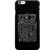 Through the Wormhole iPhone Case/Skin