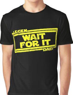 The Legend Awakens 2 Graphic T-Shirt