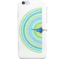 Peacock Mandala iPhone Case/Skin