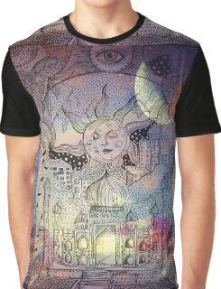 Dreamworld Graphic T-Shirt