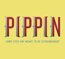 Pippin Extraordinary One Piece - Short Sleeve