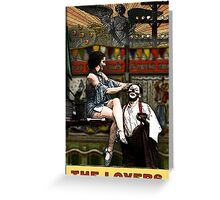 The Lovers - from Tarot of the Zirkus Mägi Greeting Card