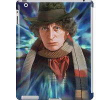 Doctor Who: The Tom Baker Years - The Fourth Doctor  iPad Case/Skin