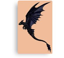 How to Train Your Dragon 15 Canvas Print