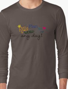 Rule the World Long Sleeve T-Shirt
