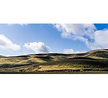 San Andreas Rift Zone Photographic Print