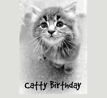 Catty Birthday Unisex T-Shirt