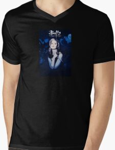 Btvs Season 1 Mens V-Neck T-Shirt