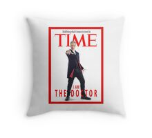Time - Lord !  Throw Pillow