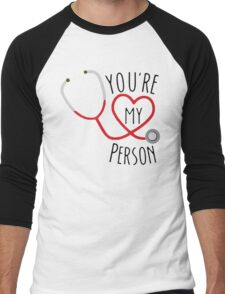 Grey's Anatomy - You're My Person Men's Baseball ¾ T-Shirt