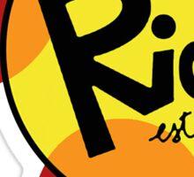 Rick's American Cafe - East Lansing Sticker