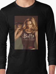 Buffy Season 8 Long Sleeve T-Shirt