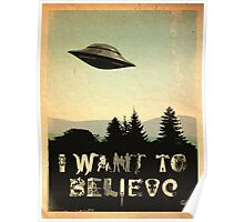 X-Phile: I WANT TO BELIEVE Poster