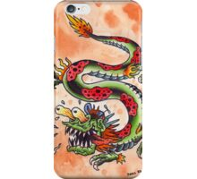 Weird-Oh Drago iPhone Case/Skin