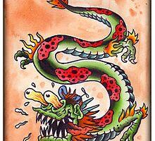 Weird-Oh Drago by ewanwhosearmy
