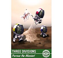 Kerbal Space Program: Pursue the Mission! Photographic Print