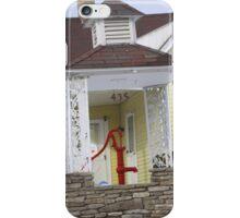 NTIQUE RED WATER PUMP iPhone Case/Skin