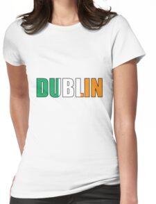 Dublin Womens Fitted T-Shirt