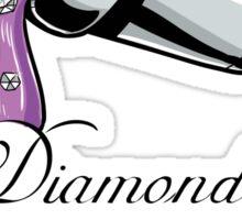 "Drake and Future ""Diamonds On Me Dancing"" #Drake #Future #DirtySprite Sticker"
