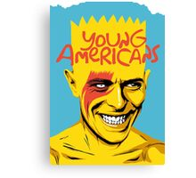 Young Americans Canvas Print