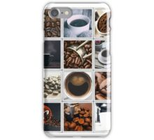 Coffee Poster iPhone Case/Skin