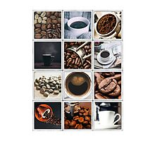 Coffee Poster Photographic Print