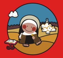 Saint Therese Of Jesus One Piece - Long Sleeve