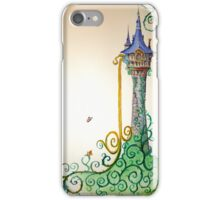 Rapunzel's tower   iPhone Case/Skin