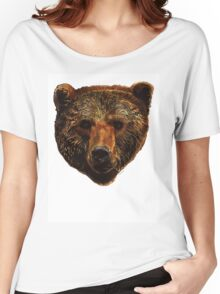 Grizzly Bear Women's Relaxed Fit T-Shirt