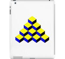 3D Cubic Mosaic Effect iPad Case/Skin