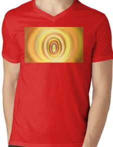 Sun Layers Mens V-Neck T-Shirt