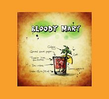 Bloody Mary. Unisex T-Shirt