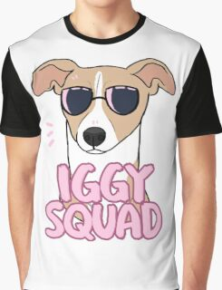 IGGY SQUAD (fawn) Graphic T-Shirt
