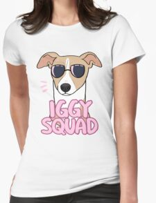 IGGY SQUAD (fawn) Womens Fitted T-Shirt