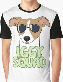 IGGY SQUAD (red) Graphic T-Shirt