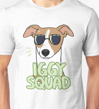 IGGY SQUAD (red) Unisex T-Shirt