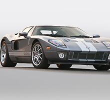 2006 Ford Production GT by DaveKoontz