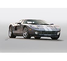 2006 Ford Production GT Photographic Print