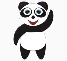 Panda One Piece - Long Sleeve