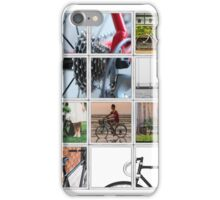 Bicycle Poster iPhone Case/Skin