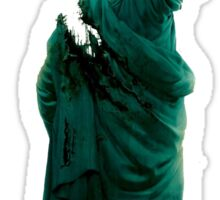 Cloverfield - Statue of Liberty Sticker