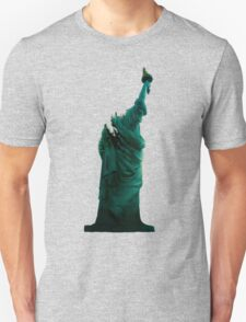Cloverfield - Statue of Liberty T-Shirt