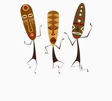 Tribal Mask Dance Unisex T-Shirt