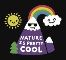 Nature Is Pretty Cool Baby Tee