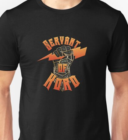 D&D Tee - Servant of Kord Unisex T-Shirt