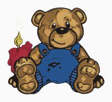 Teddy Bear 5 One Piece - Long Sleeve