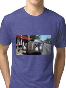 Late 1930s Limo Tri-blend T-Shirt