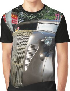 Late 1930s Limo Graphic T-Shirt