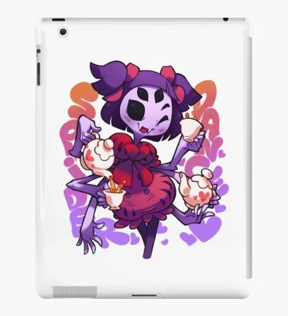 SPIDER ♥ DANCE   iPad Case/Skin