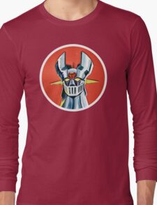 Mazinger Z Long Sleeve T-Shirt